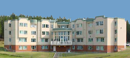 An image of Purcell House Student Residence.