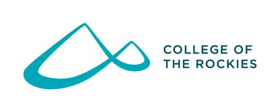 Image shows College of the Rockies logo