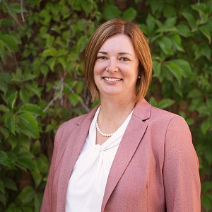 An image of College of the Rockies' Vice President, Academic and Applied Research, Robin Hicks.