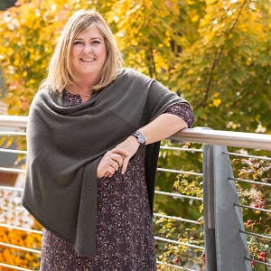 An image of College of the Rockies' Executive Director Communications and Marketing, Deborah Carty.