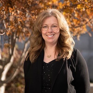 An image of College of the Rockies; Executive Director Human Resources and Payroll, Laurie Calverley.