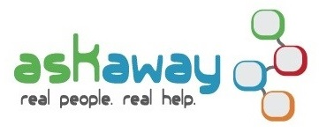 An image of the AskAway logo which links to the AskAway live chat.